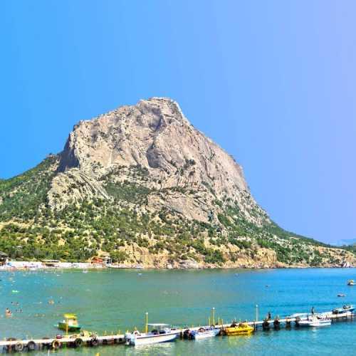 гора Сокол (Куш-Кая), Crimea