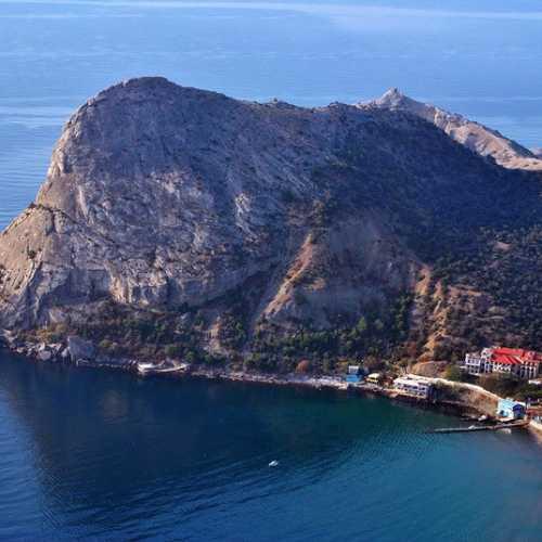 гора Орел (Коба-Кая), Crimea