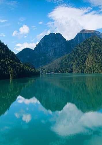 Lake Ritsa, Abhazia