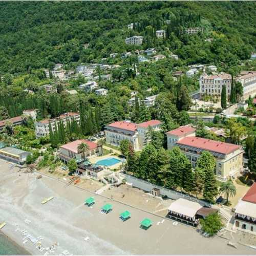 Gagra, Abhazia