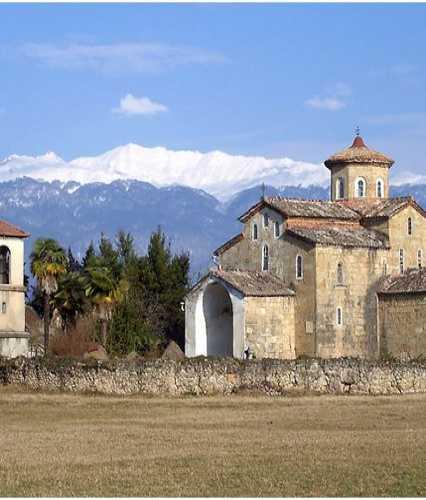 Лыхненский Успенский собор (храм Успения Богородицы), Abhazia