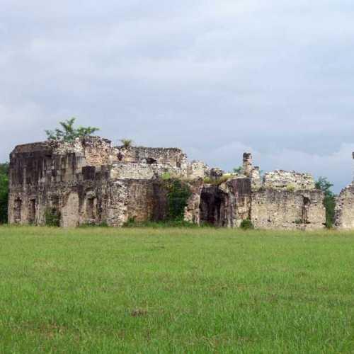 Руины дворца владетельных князей Чачба-Шервашидзе, Abhazia