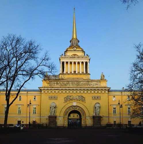 Адмиралтейство, Russia