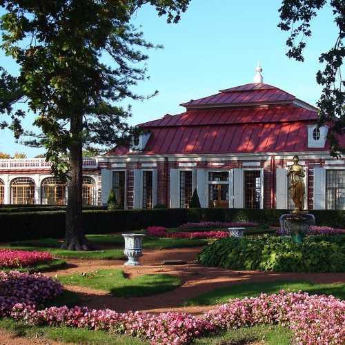Monplaisir Palace, Russia