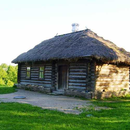 Кучерская изба, Россия