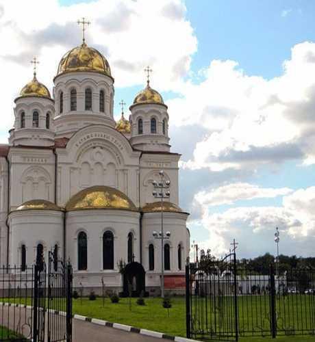 Свято-Николаевский кафедральный собор, Russia