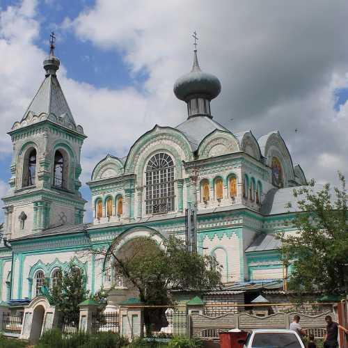 Храм Николая Чудотворца, Россия