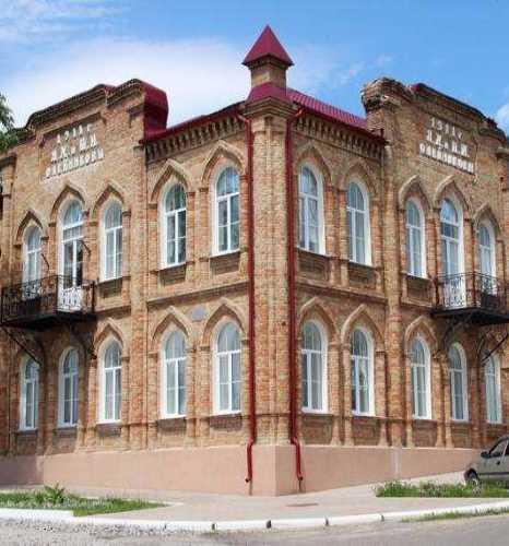 Дом Олейниковых, Russia