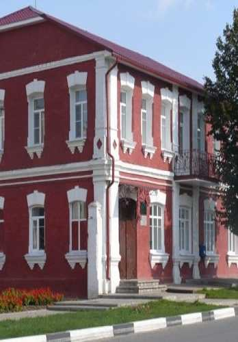 Валуйская центральная районная библиотека, Russia