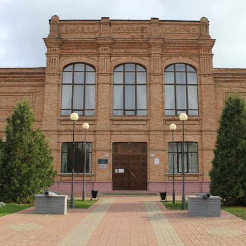 Валуйский историко-художественный музей, Russia