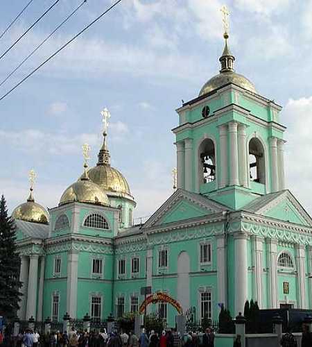 Преображенский кафедральный собор, Россия