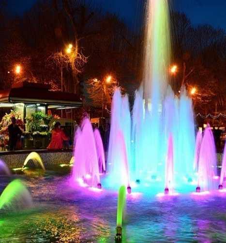 Поющие фонтаны, Россия