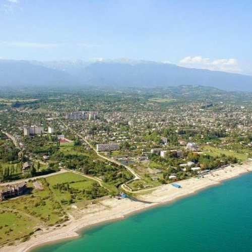 Gudauta, Abhazia