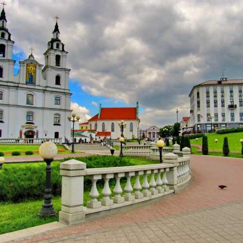 Немига, Верхний город, Belarus