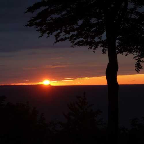 Закат над Арконой