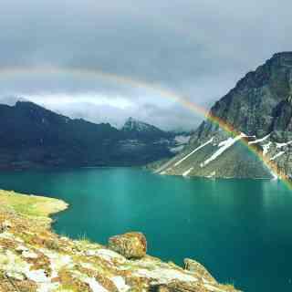 Озеро Алакуль