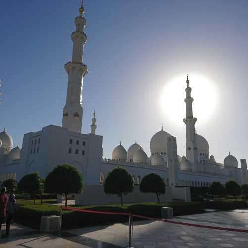 Мечеть Шейха Зайда, United Arab Emirates