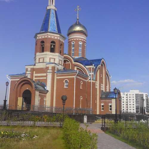 Novyi Urengoi