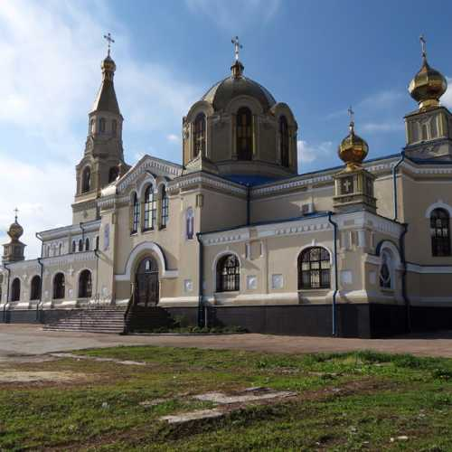 Меркушино, Russia