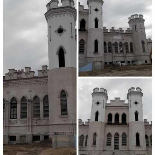 Дворец Пусловских, Belarus