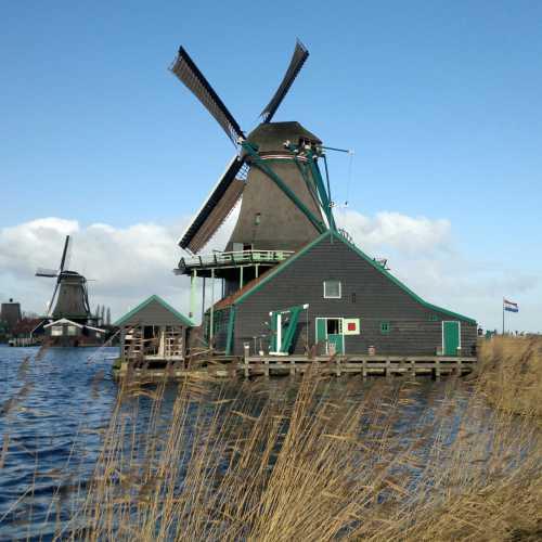 Mills, Zaanse Schans
