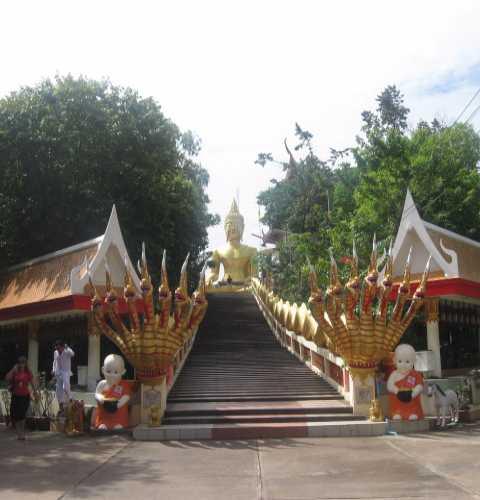Храм Большого Будды, Thailand