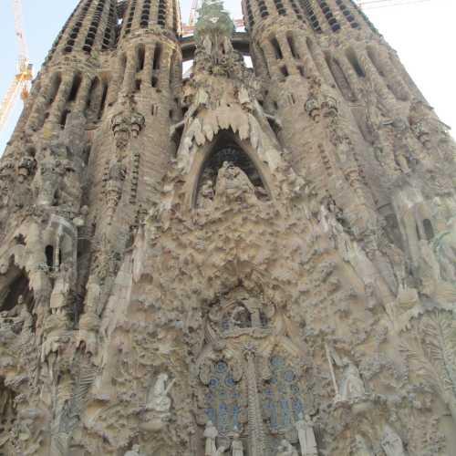 Храм Святого Семейства (Temple Expiatori de la Sagrada Família), Spain