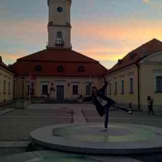 Ратуша Белостока на улице Рынок Костюшко