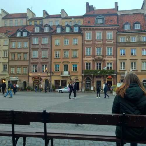Старый город. Варшава