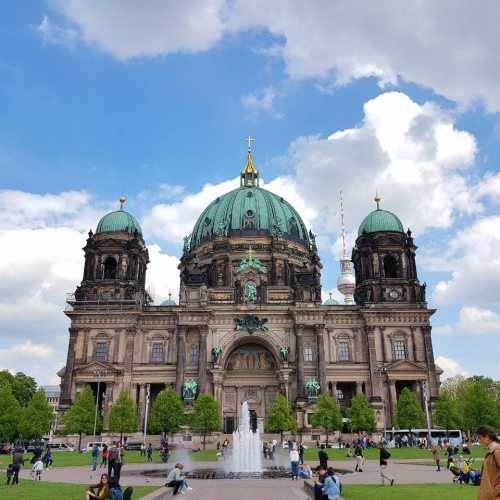 Берлинский кафедральный собор (нем. Berliner Dom)