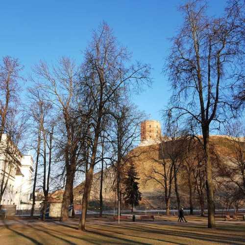 Вильнюс, башня Гедимина