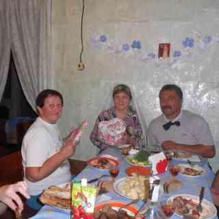 деревня Кереть у поселка Лоухи