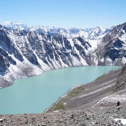 Озеро Ала-Кёль, Kyrgyzstan