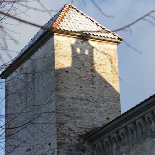 Дундагский замок, Latvia