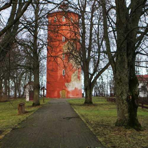 Шлитерский маяк, Latvia