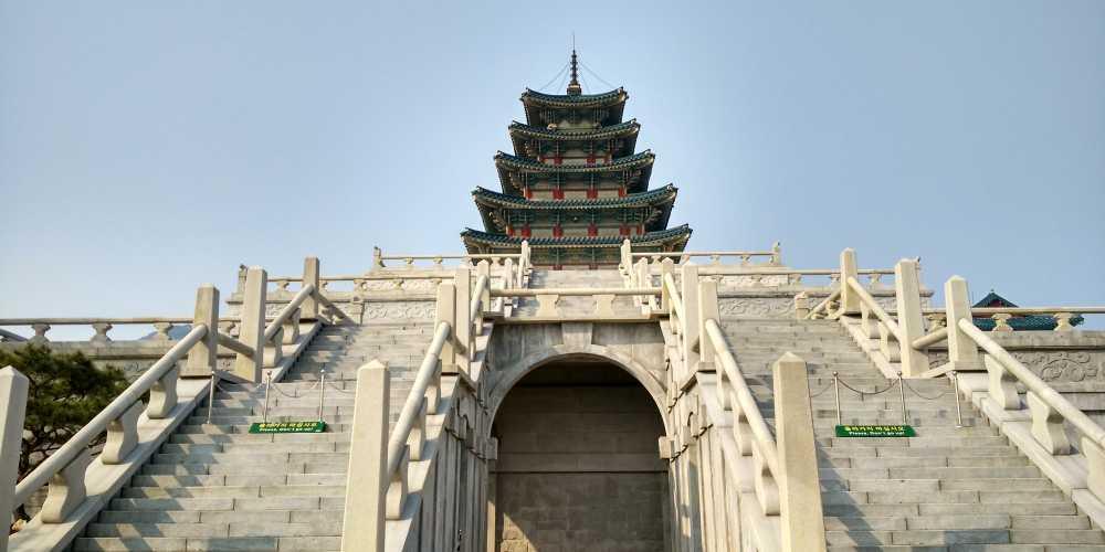 Южная Корея фото