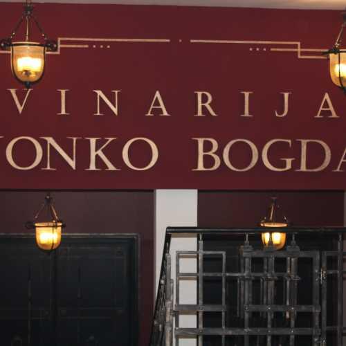 Winery Zvonko Bogdan, Serbia