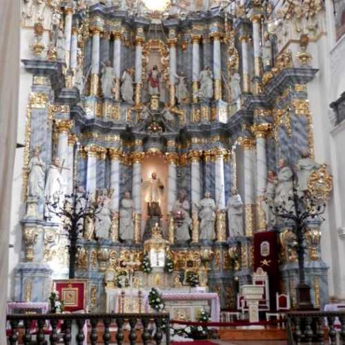 Кафедральны касцёл Святога Францішка Ксаверыя, Belarus