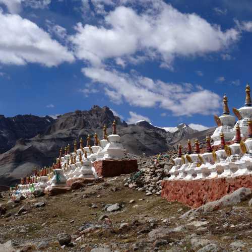 Монастырь Дирапук, China