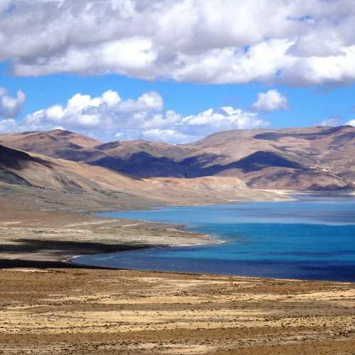 Озеро Пейку (Paiku Tso), China