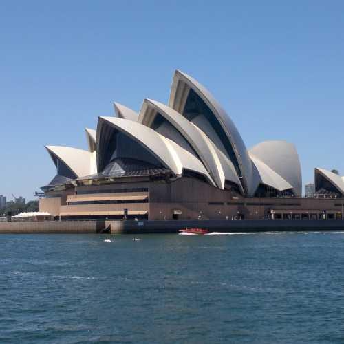 Сиднейский оперный театр, Австралия