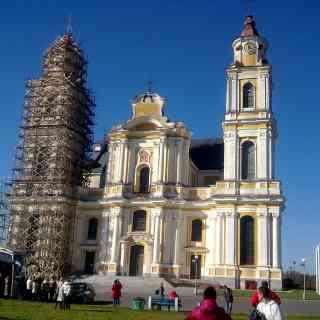 Будслав Самый большой костёл Беларуси
