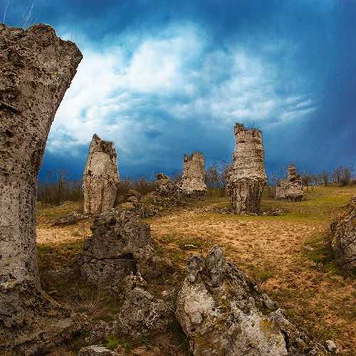 The Stone Forest, Bulgaria