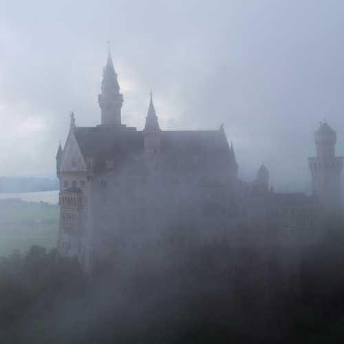 Schloss Neuschwanstein, Germany