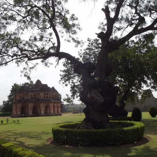 Lotus Mahal, India