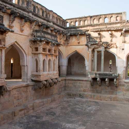 Queen's Bath, India