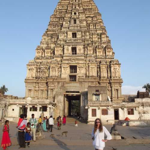 Virupaksha Temple, India