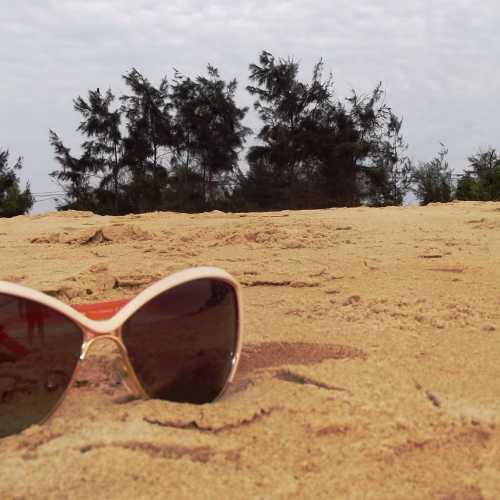 Пляж Кавелоссим <br/> Cavelossim Beach