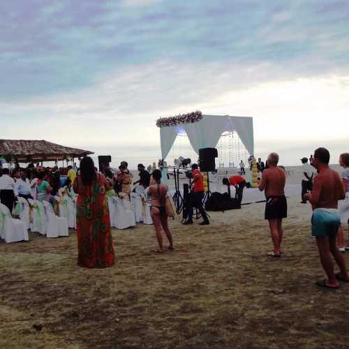 Пляж Кавелоссим <br/> Cavelossim Beach<br/> Индийская свадьба