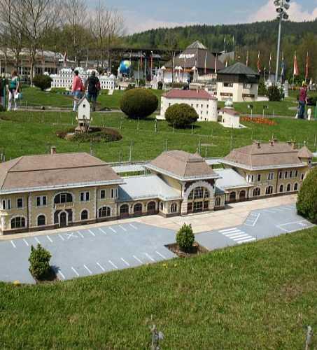 Minimundus, Austria